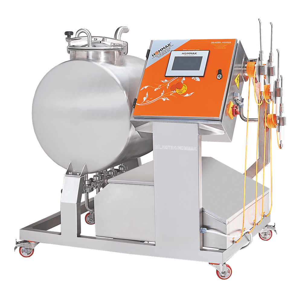 Automatic Yeast and Culture Filling Machine