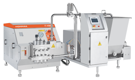 homogenizer for  curd
