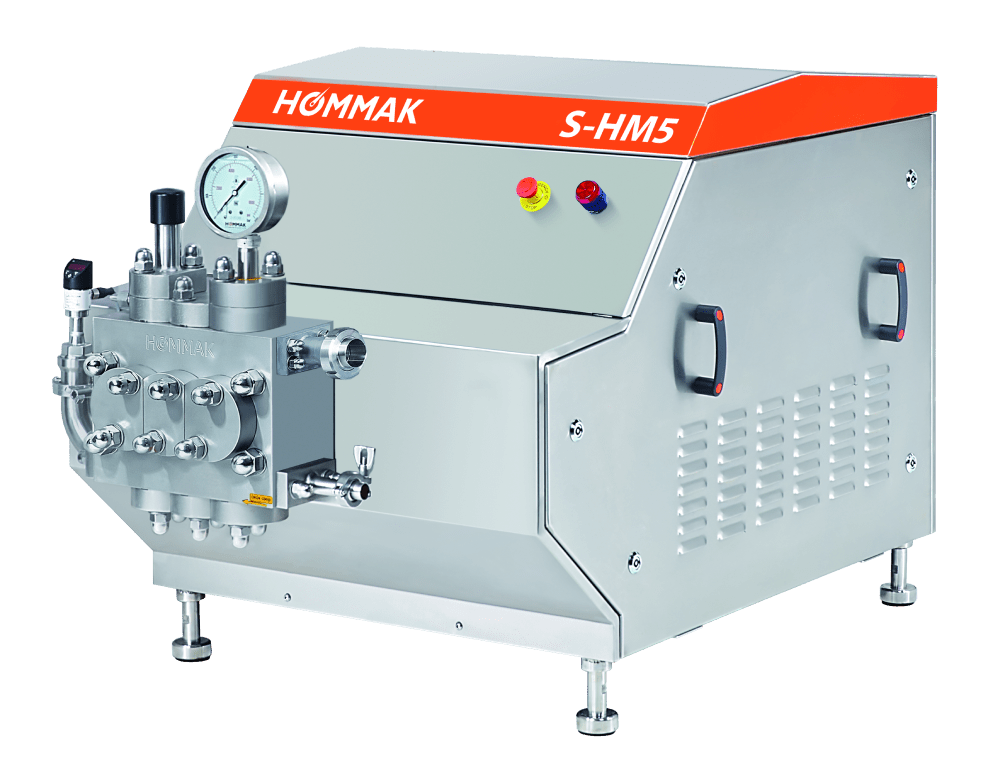 HOMMAK S-HM5 High Pressure Piston Pump